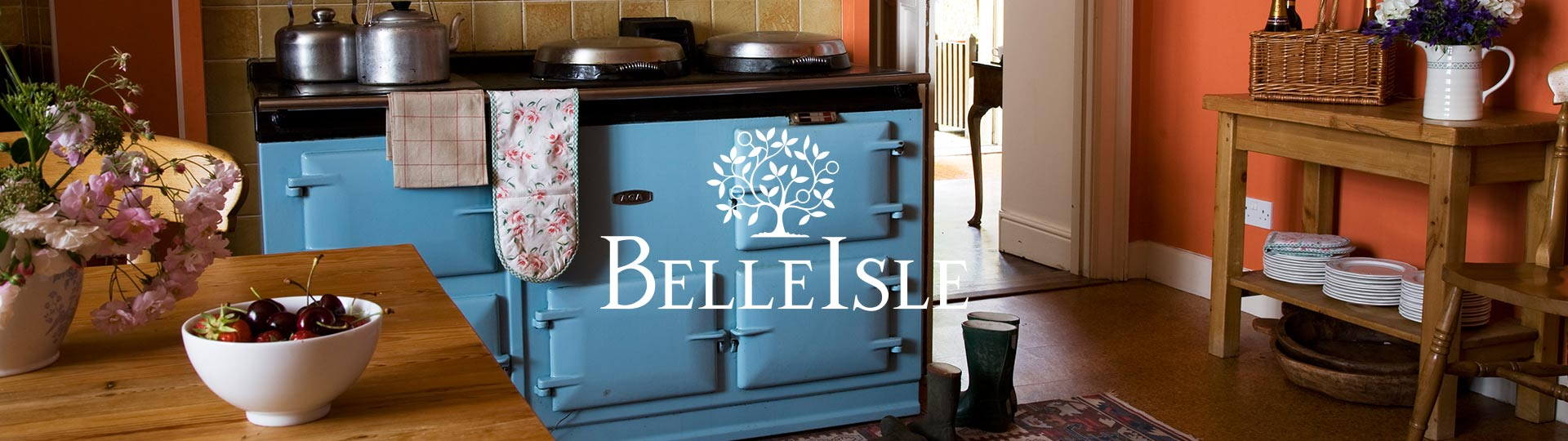 New Web Design Client: Belle Isle Estate Northern Ireland main image