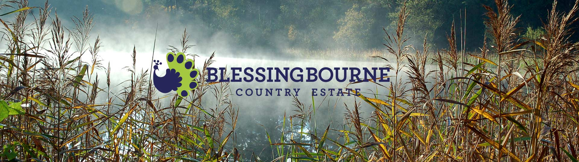 New Web Design Cient: Blessingbourne Estate Northern Ireland main image