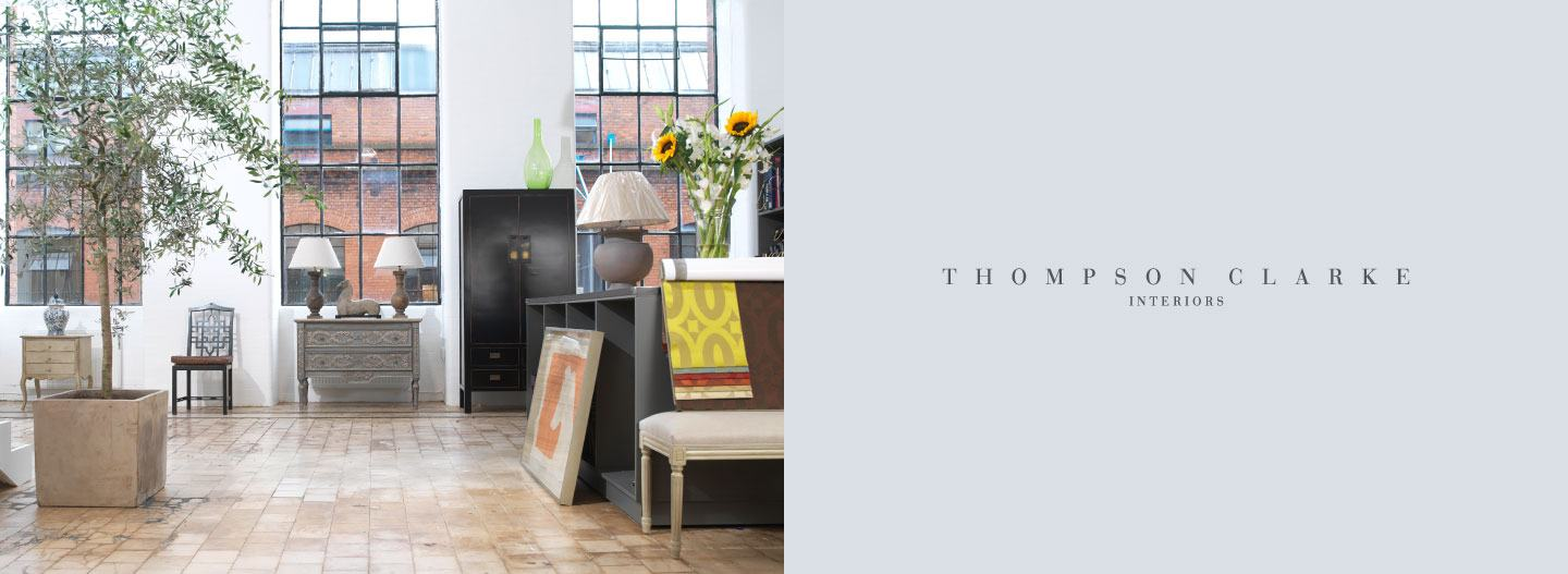 New Web Design Client: Thompson Clarke Interiors main image